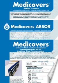 Medicovers, Medicovers Absor and Medicovers Protector Catalogs