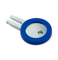 Stainless steel key