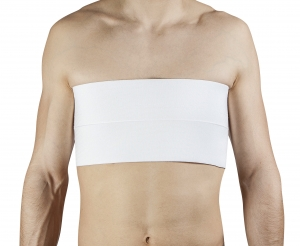 Male thoracic band