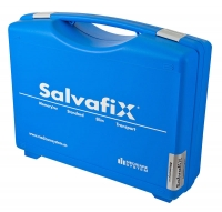 Salvafix empty briefcase