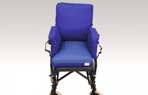 Protection kit for wheelchair