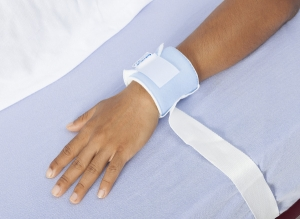 Wristband with Velcro®